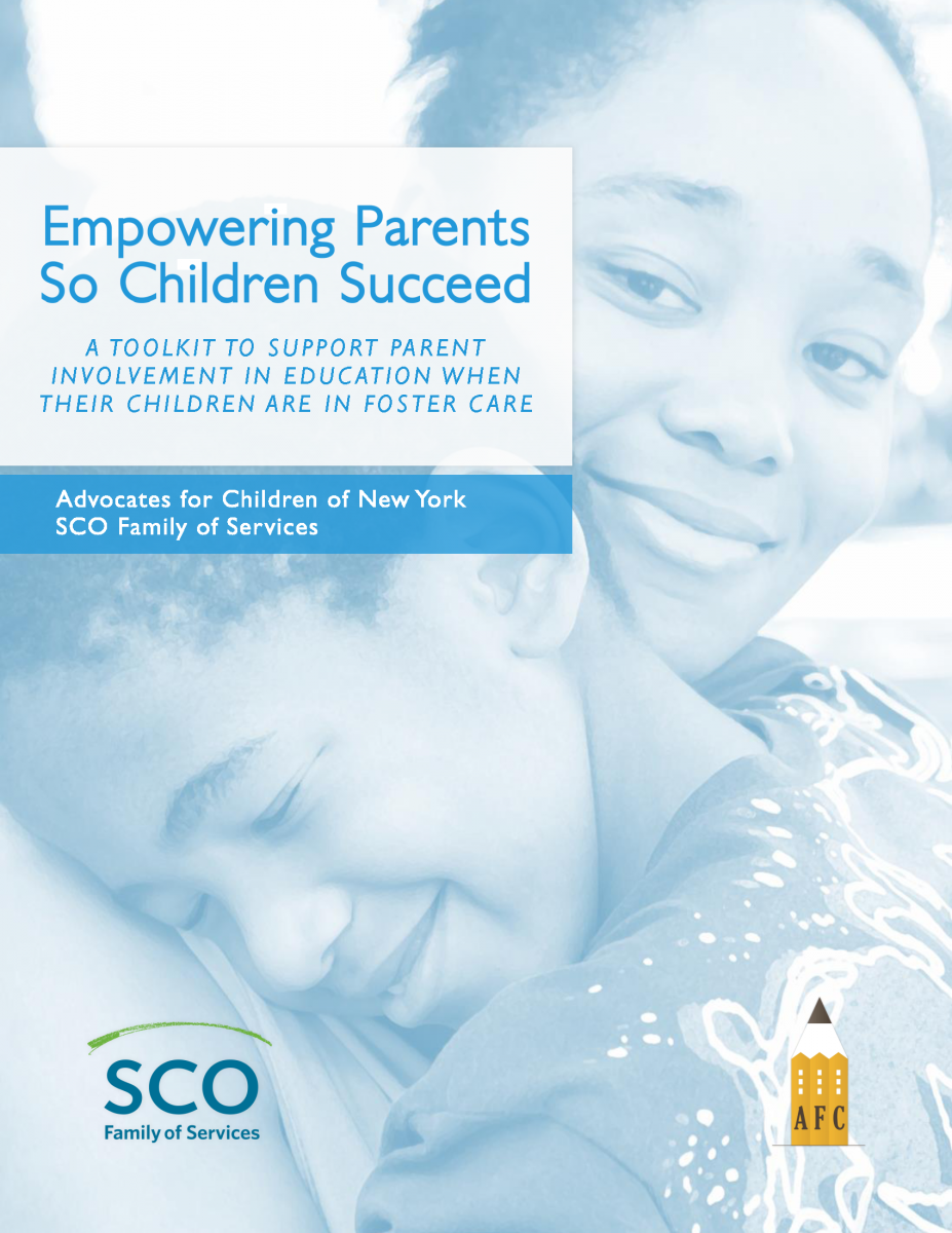 empowering parents report cover