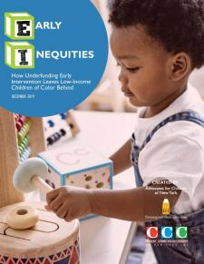 Early Inequities report cover
